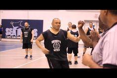 Big Buddy Shootout! by Custom Coastal Productions. Promo I made for the Big Buddy program.  It was a benefit basketball game, the sheriffs department vs. the police department.
