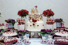 Curso decoração de casamento