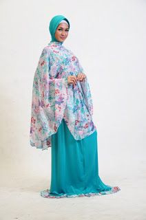 I love the colour Simple Hijab, Kebaya Muslim, Hijab Niqab, Hijab Tutorial, Muslim Women, Poses, Boutique, Pattern, How To Wear