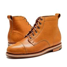 Muller Teak <br> Blucher Boot