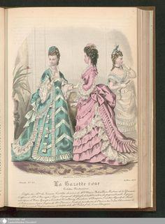 111 - No 6. - La Gazette rose - Seite - Digitale Sammlungen - Digitale Sammlungen