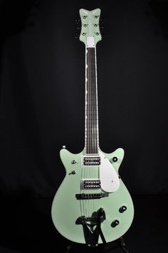 Gretsch Broadway Jade Penguin Double Cutaway G6134TDC Limited Edition