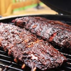 Smoked Ribs makes for a succulent summer supper, grill up the hearty meal tonight!