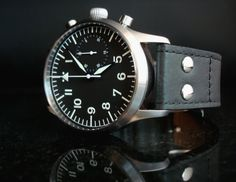 Watch Review: Stowa Flieger Chronograph - Watch Review - General Watch Discussions - Watch Freeks