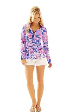 Lilly Pulitzer Popover in Shrimply Chic