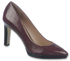 Franco Sarto Landry Platform Pump Classic Heel Leather Classic Shoes Sz 6M #FrancoSarto #PumpsClassics #Casual