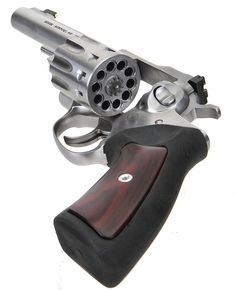 Real Guns - Ruger's Easy Shooting GP100 22 Rimfire