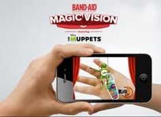 band aid muppets - Breakthrough work driven from fantastic insight