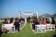 A Gorgeous Saddlerock Ranch Wedding in Malibu, California - Fab You Bliss