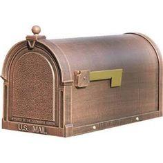 oversized copper mailbox - Google Search