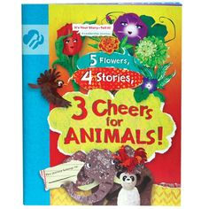 Daisy Girl Scouts: 5 Flowers 4 Stories 3 Cheers for Animals journey series and activities for Daisies Girl Scout Leader, Girl Scout Troop, Brownie Girl Scouts, Scout Mom, Daisy Journey Ideas, Journey Girls, Daisy Books, Create An Animal, Daisy Petals