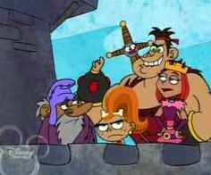 Dave the Barbarian. Does anyone else remember this show, I used to love it!