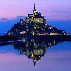 Mont Saint Michel @ France