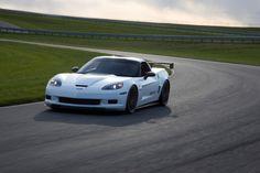 Chevrolet Corvette Z06X Track Car Concept front Picture #2, 2010