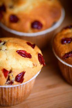Rose Hip Muffins Recipe | BerryRipe.com