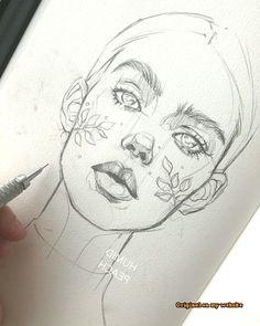Art Drawings Tumblr - Brilliant sketches  Swipe   1 2 or 3?   Artist HUMID PEACH  Want to be featured?...  #artdrawings #artdrawingsanimals #artdrawingsbeautifulwomen #KunstzeichnungeneinfachSchrittfürSchritt #kunstzeichnungenleicht #Kunstzeichnungenschön
