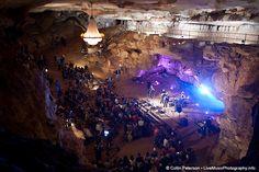 Bluegrass Underground at Cumberland Cavern