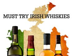 The Irish Bucket List:  5 Irish Whiskies You Need to Try During Irish Heritage Month I @Caskers