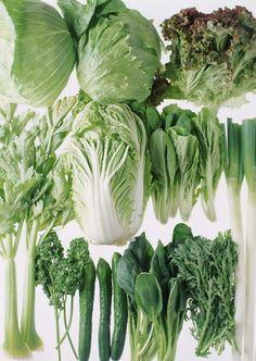 Japanese green vegetables