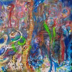 "Saatchi Art Artist Pearse Gilmore; Painting, ""Barcelona#1"" #art"
