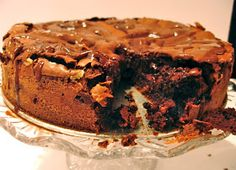 Mystery Lovers' Kitchen: Warning: Chocolate Decadence Ahead