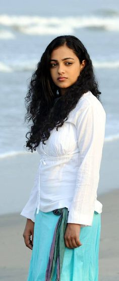 Nithya Menon Cute Stills From Jathaga Movie Photos