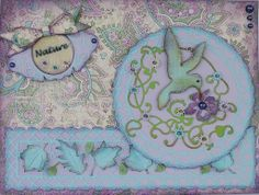 #cheeryld And now to our inspiration for today (for details on each project, click on the team members name and it will take you to their blog). Dies used: Fall Leaf Mesh Border; Fall Leaf Doily w/Angel Wing; Lace Hummingbird Flourish; Sentiment Frame # 1; Tiny Flower Kit; Pretty Pretty Bows  http://www.cheerylynndesigns.com