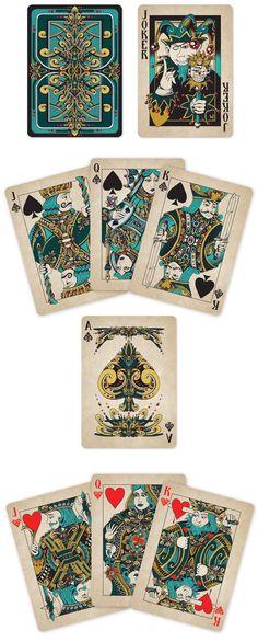 Royal Pulp Playing Cards by Playing Cards Dot Net — Kickstarter