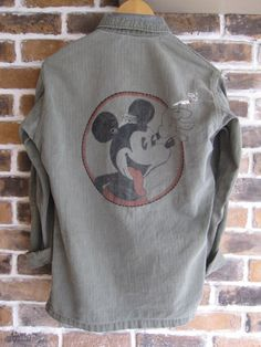 NEWAIR used & vintage clothing : Mike & Maggie from FilthMart Drawing & Stitching Items!!