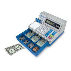 Pretend & Play® Calculator Cash Register - Limited Edition