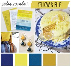 #colorfulife Yellow and Blue