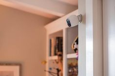 Shop NETGEAR Arlo Smart Home Indoor/Outdoor Wireless High-Definition IP Security Cameras White/Black at Best Buy. Find low everyday prices and buy online for delivery or in-store pick-up. Ip Security Camera, Wireless Home Security, Security Surveillance, Video Security, Home Security Companies, Security Products, Le Cloud, Disaster Plan, Alarm Systems For Home
