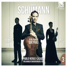 [알라딘][수입] 슈만 : 첼로 협주곡, 피아노 트리오 1번 Op.63 [+보너스 DVD]