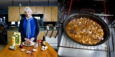 Canada: Bison stew under the midnight sun   34 Grandmothers Around The World And What They Cook