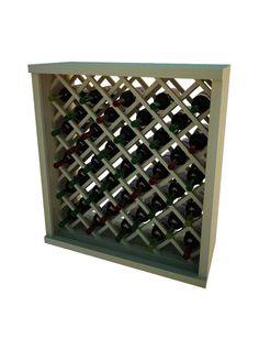 Vintner Series Individual Diamond Bin Wine Rack - 3' Height – Donachelli's Cellars