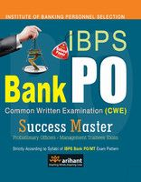 IBPS (CWE) Bank PO Probationary Officers/Management Trainees Exam is a comprehensive book for candidates preparing for common written examination conducted by the Institute of Banking Personnel Selection. The book comprises of chapters on reasoning ability, English language, quantitative aptitude and computer and banking awareness. In addition, the book comprises of several practice questions and previous years' solved papers for thorough revision and final practice.