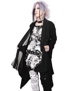 BLACK BOUND Cardigan