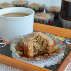 Chocolate Chip Oatmeal Muffins by BruCrewLife