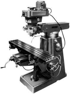 cincinnati no 2 milling machine manual