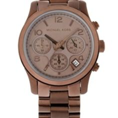 Michael Kors Expresso watch From Asos.com