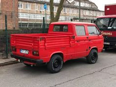Vw t3 Dokas Vw Bus T3, Car Volkswagen, Bus Camper, Campers, Transporter T3, Volkswagen Transporter, Vw T1, Vw Doka, Vw T3 Syncro