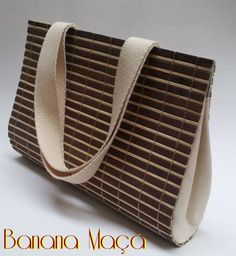 Bolsa de Mão Bambu