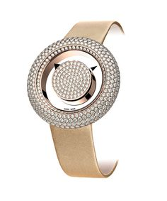 Brilliant Mystery Pavé Diamonds, price upon request, JACOB & CO