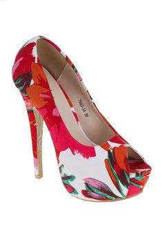 Milly Shoes Fancy Open Toe 890 THB