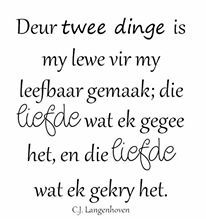 Afrikaans Wall Quotes, Life Quotes, Afrikaanse Quotes, Quirky Quotes, Biblical Quotes, Special Quotes, Quotes About Strength, Happy Thoughts, True Words