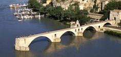 Pont Saint Bénézet, Pont d'Avignon