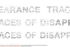 TRACES OF DISAPPEARANCE AT ESPACE LOUIS VUITTON TOKYO 1