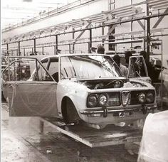 Alfetta production