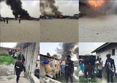 10 Kids Feared Drowned Over 200 Structures Burnt Down as Yoruba & Egun Youths Clash in Lekki Lagos   No fewer than 200 structures were yesterday burnt in Otodo Gbame an Egun community in the Lekki Phase 1 area of Lagos State during a clash between some Egun and Yoruba youths.  According to Vanguard four people including a lady Whefa Agonhu allegedly drowned while a 55-year-old woman identified as Iya Abdulrahman escaped the tragedy by swimming to the shore during a clash between some Egun…