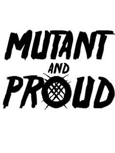 'Mutant and Proud' Art Print by teraphic Man Wallpaper, Marvel Wallpaper, Marvel X, Marvel Heroes, Charles Xavier, Cherik, Thing 1, Character Aesthetic, Six Feet Under